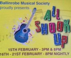 "Tickets for ""All Shook Up"" are now on sale"