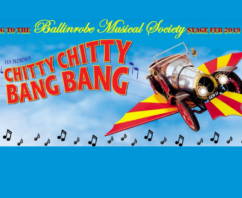 Introducing our 2019 show …… Chitty Chitty Bang Bang