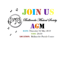 Our 2019 AGM